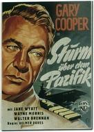Task Force - German Movie Poster (xs thumbnail)