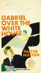 Gabriel Over the White House - Movie Poster (xs thumbnail)