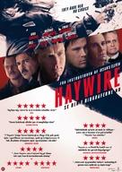 Haywire - Danish Movie Poster (xs thumbnail)