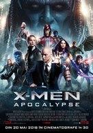 X-Men: Apocalypse - Romanian Movie Poster (xs thumbnail)