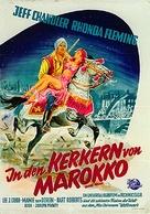 Yankee Pasha - German Movie Poster (xs thumbnail)
