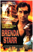 Brenda Starr - French Movie Poster (xs thumbnail)