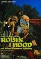 The Ribald Tales of Robin Hood - German Movie Poster (xs thumbnail)