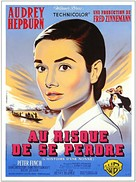 The Nun's Story - French Movie Poster (xs thumbnail)