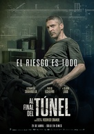 Al final del túnel - Argentinian Movie Poster (xs thumbnail)