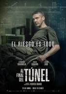 Al final del túnel - Argentinian Movie Poster (xs thumbnail)