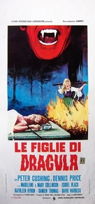 Twins of Evil - Italian Movie Poster (xs thumbnail)