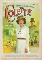 Colette - Dutch Movie Poster (xs thumbnail)
