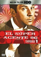 """Get Smart"" - Mexican DVD movie cover (xs thumbnail)"