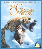 The Golden Compass - British Blu-Ray movie cover (xs thumbnail)