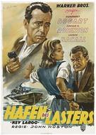 Key Largo - German Movie Poster (xs thumbnail)