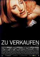 À vendre - German Movie Poster (xs thumbnail)