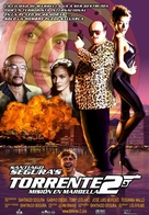 Torrente 2: Misión en Marbella - Spanish Movie Poster (xs thumbnail)