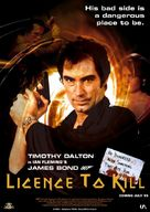 Licence To Kill - Movie Poster (xs thumbnail)