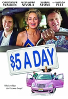 $5 a Day - DVD movie cover (xs thumbnail)