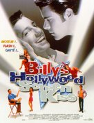 Billy's Hollywood Screen Kiss - French poster (xs thumbnail)