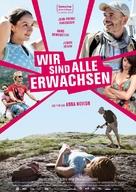 Les grandes personnes - German Movie Poster (xs thumbnail)