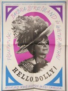 Hello, Dolly! - Hungarian Movie Poster (xs thumbnail)