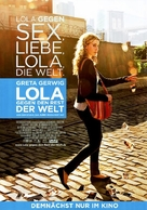 Lola Versus - German Movie Poster (xs thumbnail)