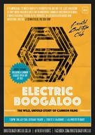 Electric Boogaloo: The Wild, Untold Story of Cannon Films - British Movie Poster (xs thumbnail)