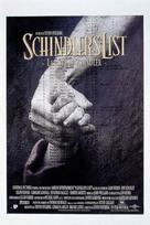 Schindler's List - Italian Movie Poster (xs thumbnail)