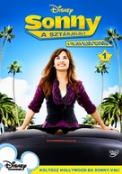"""""""Sonny with a Chance"""" - Hungarian DVD movie cover (xs thumbnail)"""