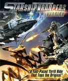 Starship Troopers: Invasion - Blu-Ray movie cover (xs thumbnail)
