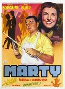 Marty - Belgian Movie Poster (xs thumbnail)