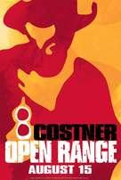 Open Range - Teaser poster (xs thumbnail)