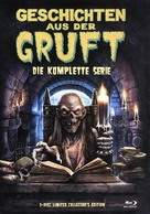 """""""Tales from the Crypt"""" - German Blu-Ray cover (xs thumbnail)"""