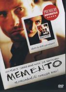 Memento - Czech Movie Cover (xs thumbnail)