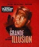 La grande illusion - Blu-Ray cover (xs thumbnail)