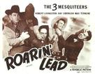 Roarin' Lead - Movie Poster (xs thumbnail)