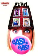 East Is East - DVD movie cover (xs thumbnail)