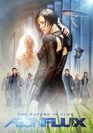 Æon Flux - DVD cover (xs thumbnail)
