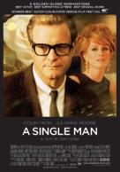 A Single Man - Dutch Movie Poster (xs thumbnail)