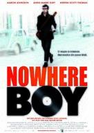 Nowhere Boy - German Movie Poster (xs thumbnail)