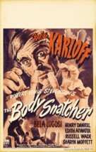 The Body Snatcher - Movie Poster (xs thumbnail)