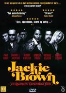 Jackie Brown - Danish DVD movie cover (xs thumbnail)