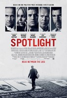 Spotlight - Canadian Movie Poster (xs thumbnail)