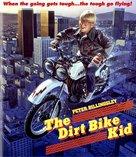 The Dirt Bike Kid - Blu-Ray movie cover (xs thumbnail)