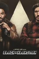 BlacKkKlansman - Movie Cover (xs thumbnail)