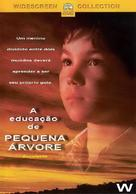 The Education of Little Tree - Brazilian Movie Cover (xs thumbnail)