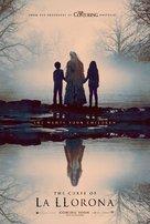 The Curse of La Llorona - British Movie Poster (xs thumbnail)