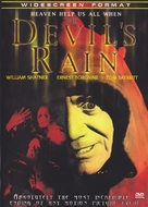 The Devil's Rain - DVD cover (xs thumbnail)