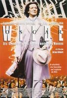Wilde - German Movie Poster (xs thumbnail)