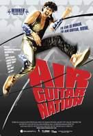 Air Guitar Nation - Canadian Movie Cover (xs thumbnail)