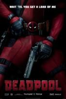 Deadpool - Icelandic Movie Poster (xs thumbnail)