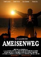 Ameisenweg - German poster (xs thumbnail)