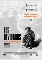 Los olvidados - Spanish Re-release poster (xs thumbnail)